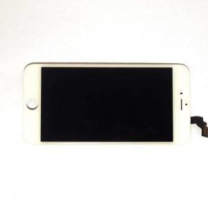 iPhone 6 Plus LCD-näyttö + kosketuspaneeli Valkoinen