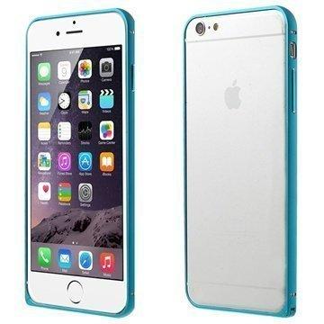 iPhone 6 Plus Love Mei Aluminium Bumper Blue
