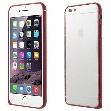 iPhone 6 Plus Love Mei Aluminium Bumper Red