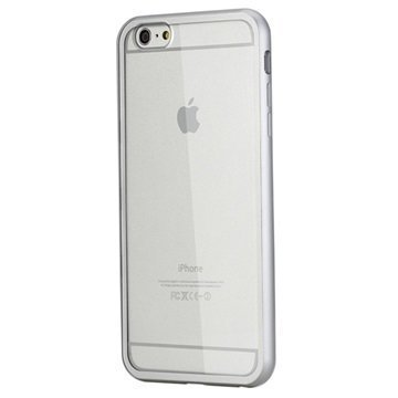 iPhone 6 Plus Rock Infinite Series Hybrid Case Silver