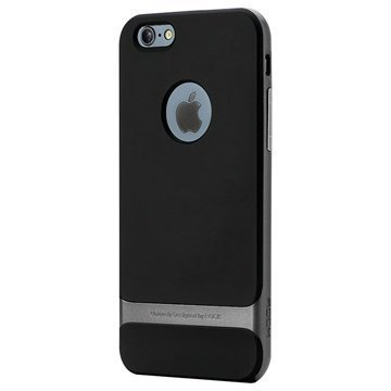 iPhone 6 Plus Rock Royce Series Suojakuori Harmaa