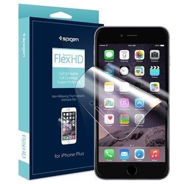 iPhone 6 Plus Spigen Flex HD Näytönsuoja Kirkas