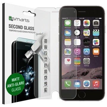 iPhone 6 Plus/6S Plus 4smarts Second Glass Matta Näytönsuoja Heijastamaton