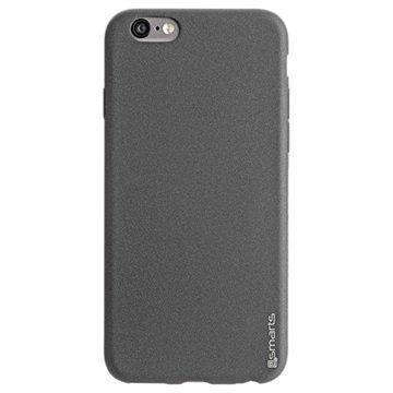 iPhone 6 Plus/6S Plus 4smarts UltiMAG Sandburst Kotelo Musta