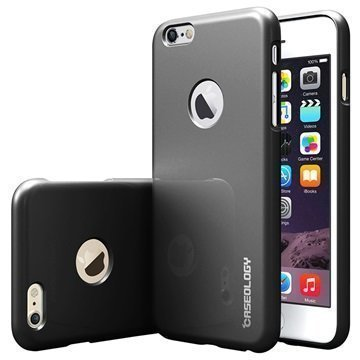 iPhone 6 Plus/6S Plus Caseology Drop Protection TPU-Kotelo Musta