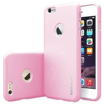 iPhone 6 Plus/6S Plus Caseology Drop Protection TPU-Kotelo Pinkki