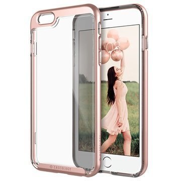 iPhone 6 Plus/6S Plus Caseology Skyfall Kotelo Ruusukulta
