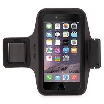 "iPhone 6 Plus/6S Plus Griffin Trainer Plus Käsivarsikotelo â"" Musta"