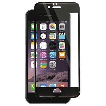iPhone 6 Plus/6S Plus Panzer Full-Fit Curved Lasinen Näytönsuoja Musta