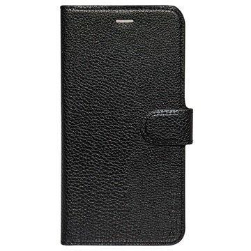 iPhone 6 Plus/6S Plus RadiCover Lompakkokotelo Musta