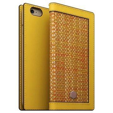 iPhone 6 Plus/6S Plus SLG Design D5 CSL Suojakotelo Keltainen
