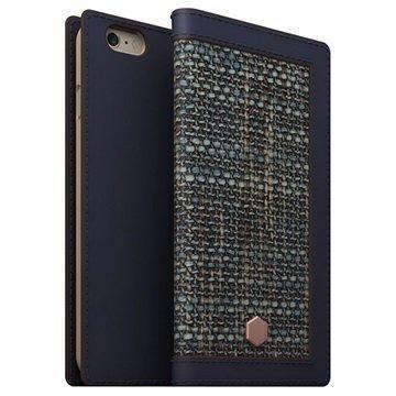 iPhone 6 Plus/6S Plus SLG Design D5 CSL Suojakotelo Tummansininen