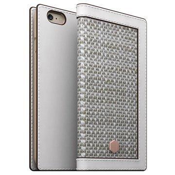 iPhone 6 Plus/6S Plus SLG Design D5 CSL Suojakotelo Valkoinen
