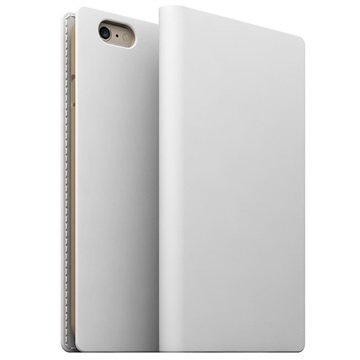 iPhone 6 Plus/6S Plus SLG Design D5 Leather Case White