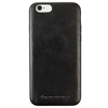 iPhone 6 Plus/6S Plus dbramante1928 Billund Nahkakuori Musta