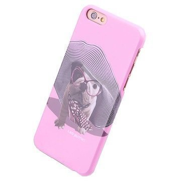 iPhone 6 Teo Jasmin Kova Kotelo Teo Croisette Pinkki