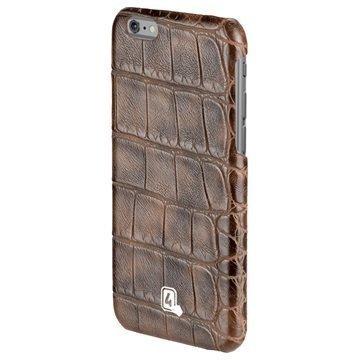 iPhone 6/6S 4smarts Everglade Kotelo Ruskea