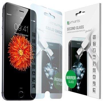 iPhone 6/6S 4smarts Second Glass Mirror Näytönsuoja Heijastamaton