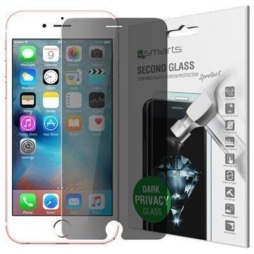 iPhone 6/6S 4smarts Second Glass Privacy Näytönsuoja
