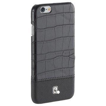 iPhone 6/6S 4smarts Tampa Suojakuori Musta