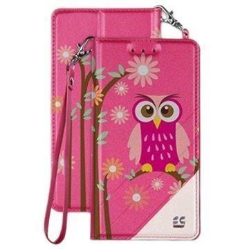 iPhone 6/6S Beyond Cell Infolio C Lompakkokotelo Daisy Owl