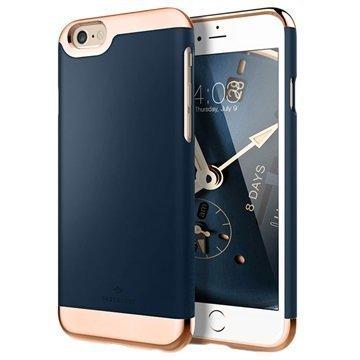 iPhone 6/6S Caseology Savoy Kotelo Laivastonsininen