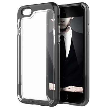 iPhone 6/6S Caseology Skyfall Kotelo Musta