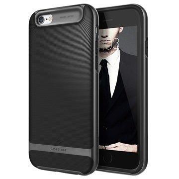 iPhone 6/6S Caseology Wavelength Suojakuori Musta