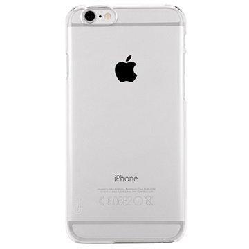 iPhone 6/6S Caseual Clearo Kuori Läpinäkyvä
