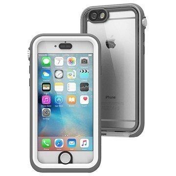 iPhone 6/6S Catalyst Vedenkestävä Kotelo Valkoinen / Sumun Harmaa