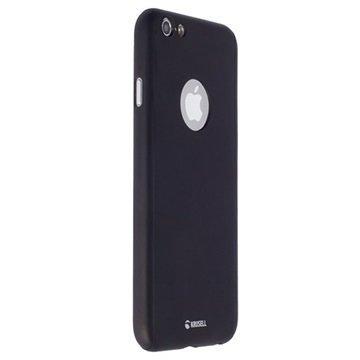 iPhone 6/6S Krusell Arvika 360 Kotelo Musta