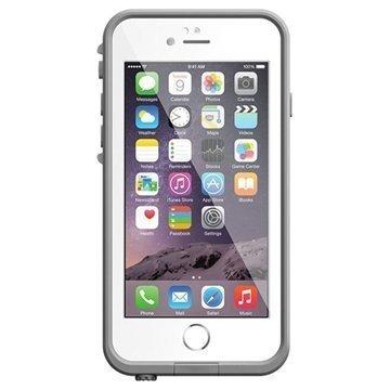 iPhone 6/6S LifeProof Fre Vedenkestävä Kotelo Valkoinen