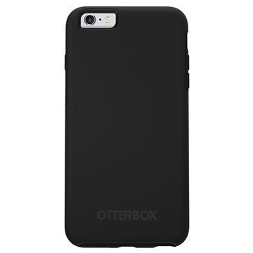 iPhone 6/6S OtterBox Symmetry 2.0 Kotelo Musta