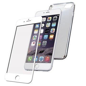 iPhone 6/6S PanzerGlass Premium Suojaussetti Valkoinen / Hopea