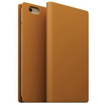 iPhone 6/6S SLG Design D5 Leather Case Tan