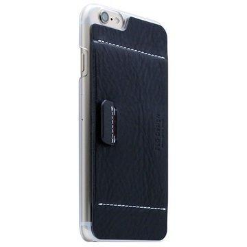iPhone 6/6S SLG Design D6 Minerva Taskukuori Musta