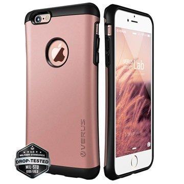 iPhone 6/6S Verus Thor Hard Drop Series Kotelo Ruusukulta