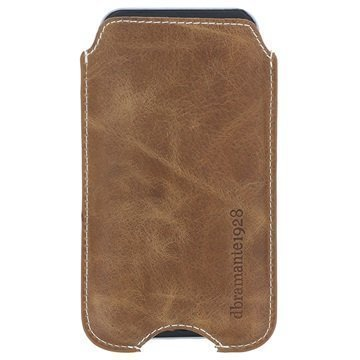 iPhone 6/6S dbramante1928 Pocket Leather Case Tan
