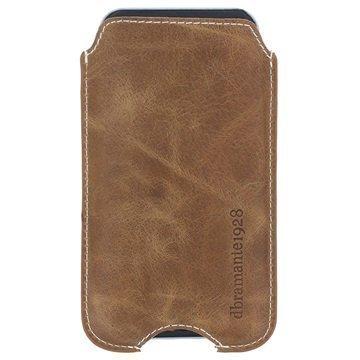 iPhone 6/6S dbramante1928 Pocket Leather Case Tan