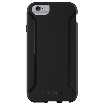 iPhone 6/6S tech21 Evo Tactical Suojakuori Musta