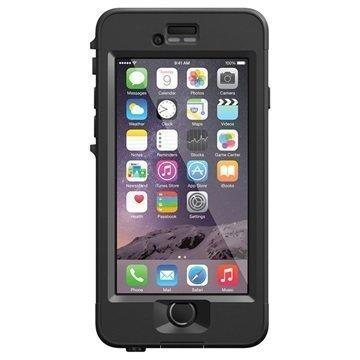 iPhone 6S Lifeproof Nuud Vesitiivis Suojakotelo Musta