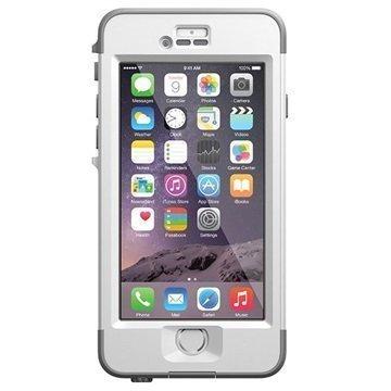 iPhone 6S Lifeproof Nuud Vesitiivis Suojakotelo Valkoinen