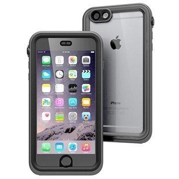 iPhone 6S Plus Catalyst Vedenkestävä Kotelo Musta / Tähtiharmaa