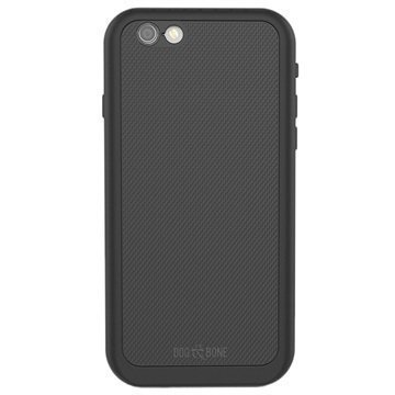 iPhone 6S Plus Dog & Bone Wetsuit Impact Vesitiivis Kotelo Musta