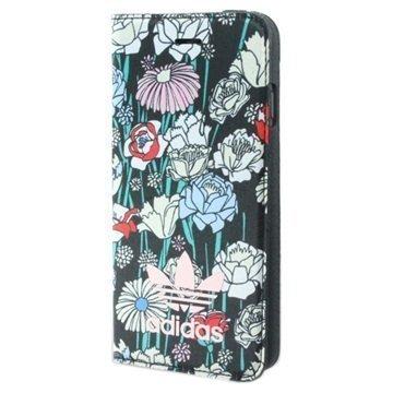 iPhone 7 Adidas Bohemian Flip Case Black