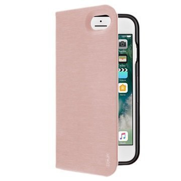 iPhone 7 Artwizz SeeJacket Folio Case Rose Gold