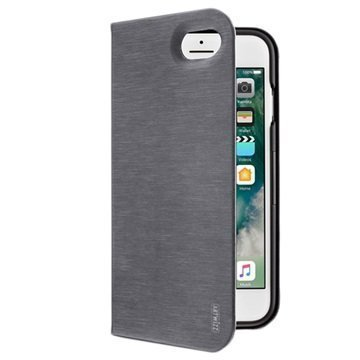 iPhone 7 Artwizz SeeJacket Folio Case Titanium Grey