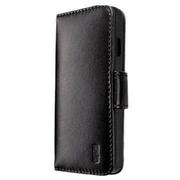 iPhone 7 Artwizz SeeJacket Leather Folio Case Black