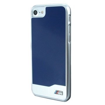 iPhone 7 BMW M Aluminum Case Blue / Silver