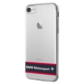 iPhone 7 BMW Motorsport TPU Case Transparent